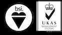 BSI UKAS icons